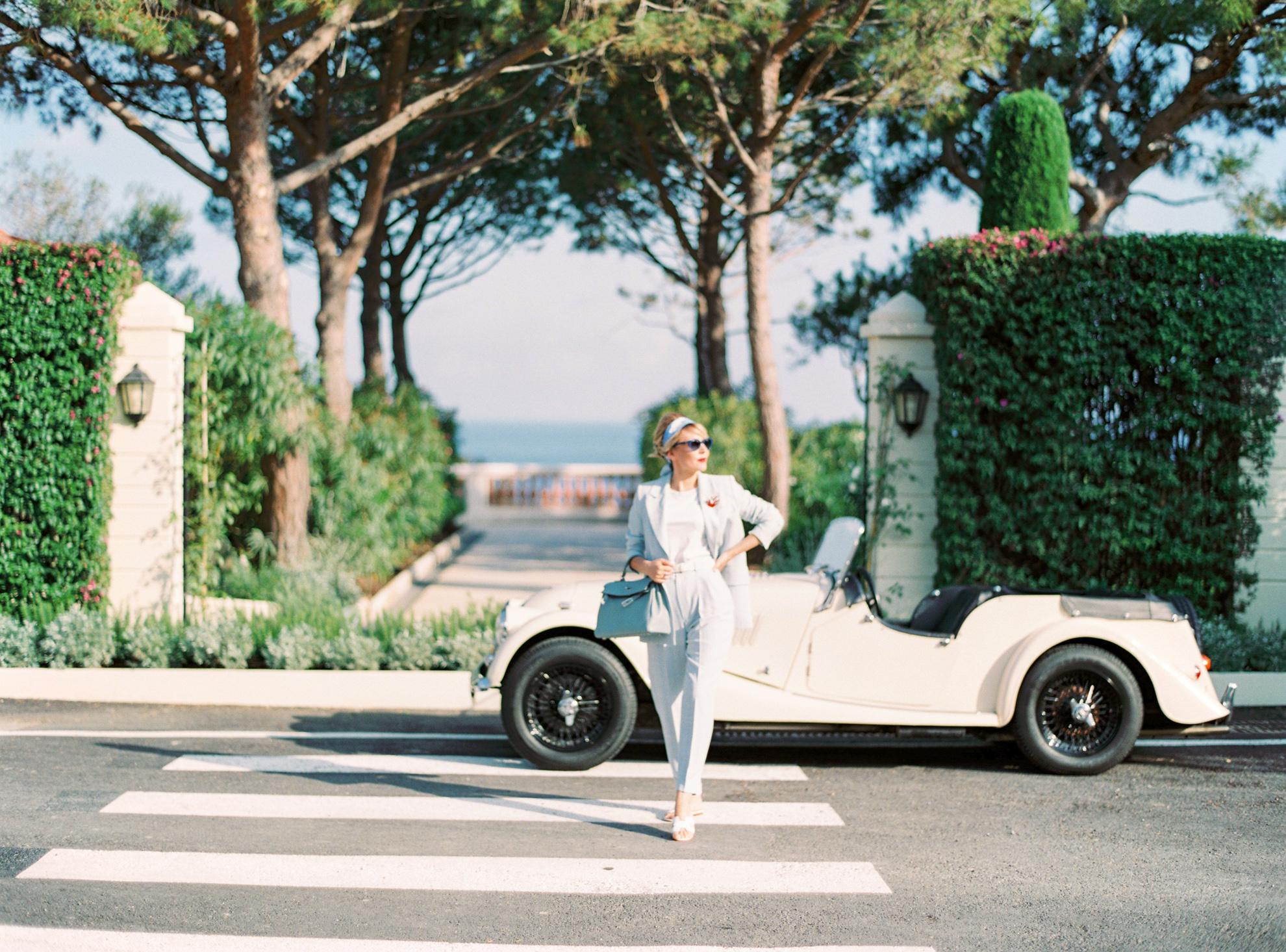 074 Grand Hotel du Cap Ferrat Fine Art Engagement Photography Session by Tony Gigov