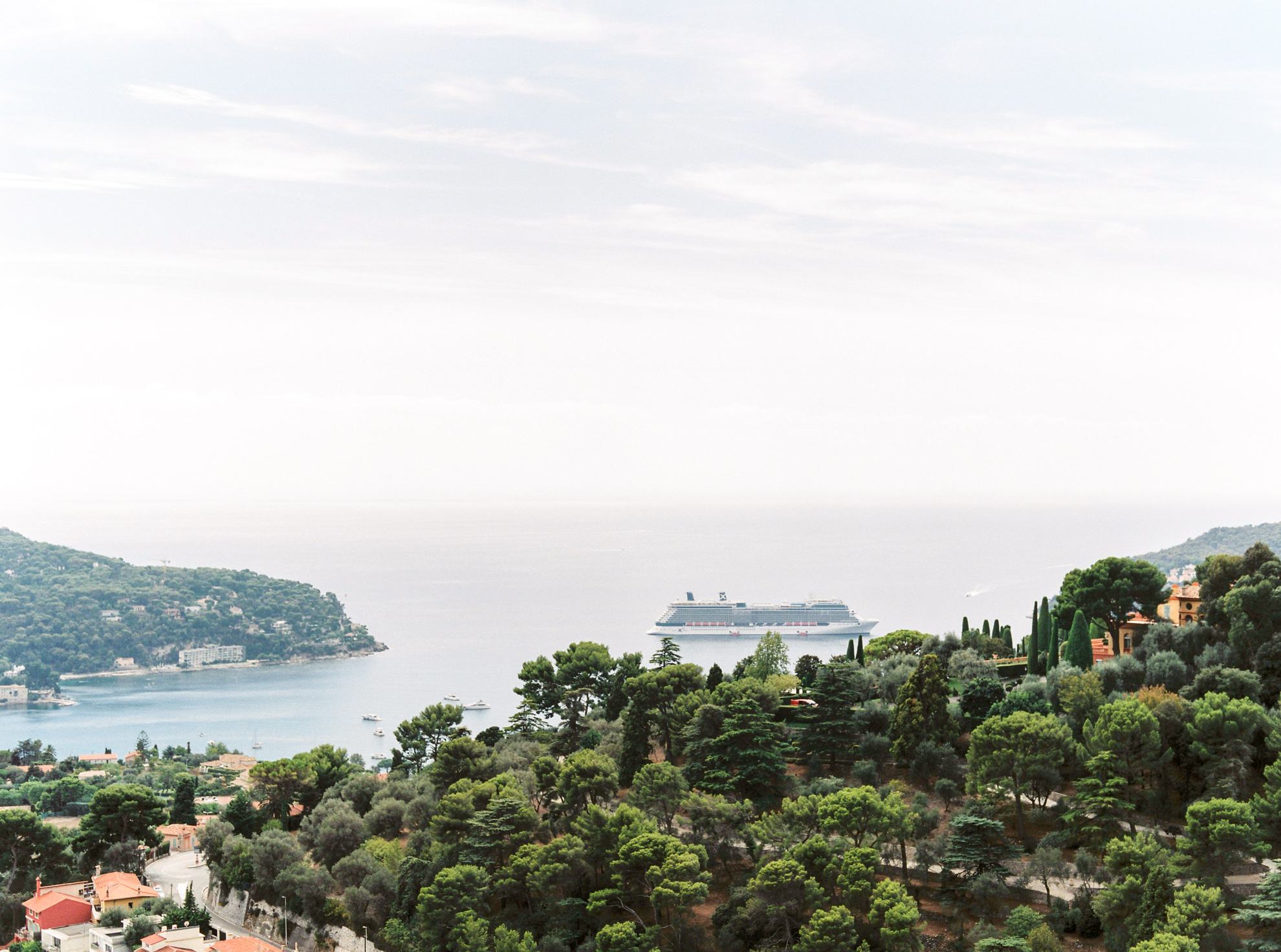 01 Romantic French Riviera Elopement at Cap Estel by Tony Gigov