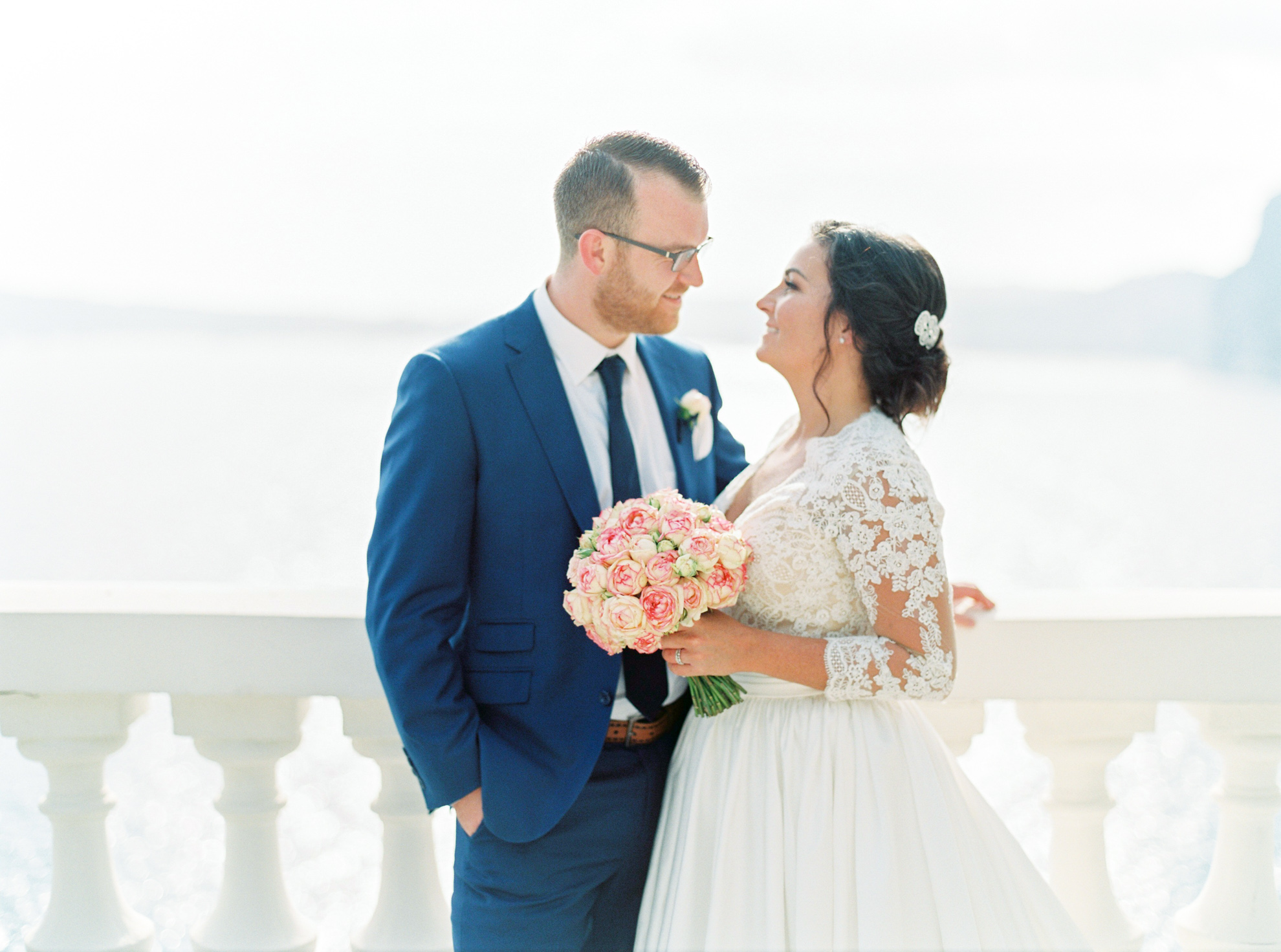 22 Romantic French Riviera Elopement at Cap Estel by Tony Gigov