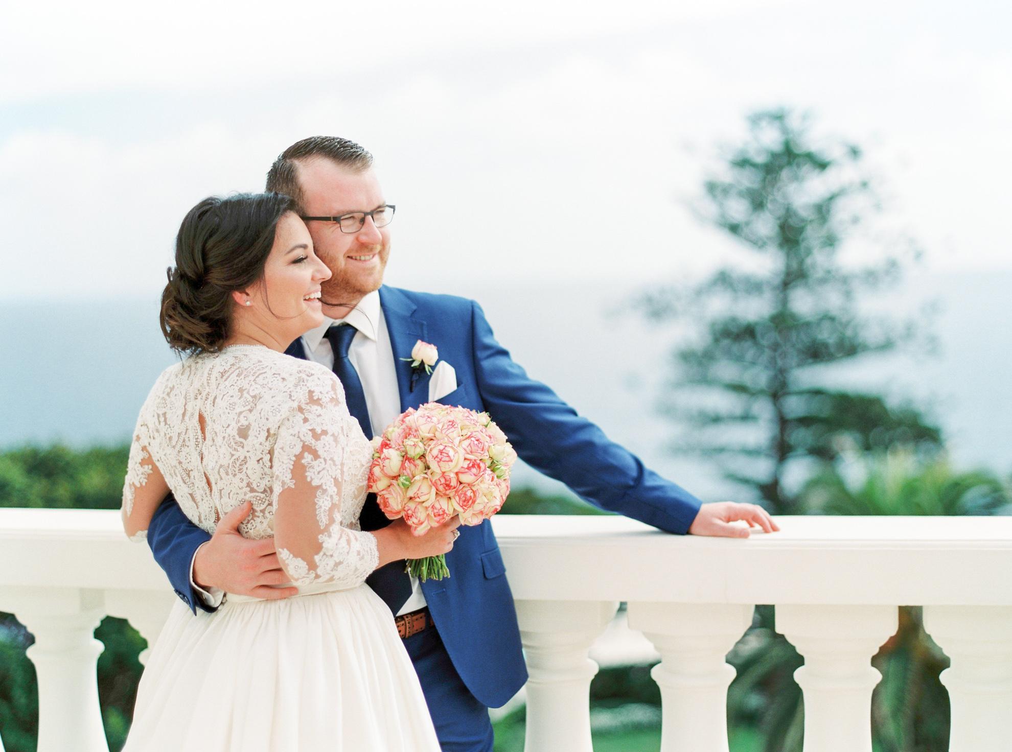 26 Romantic French Riviera Elopement at Cap Estel by Tony Gigov