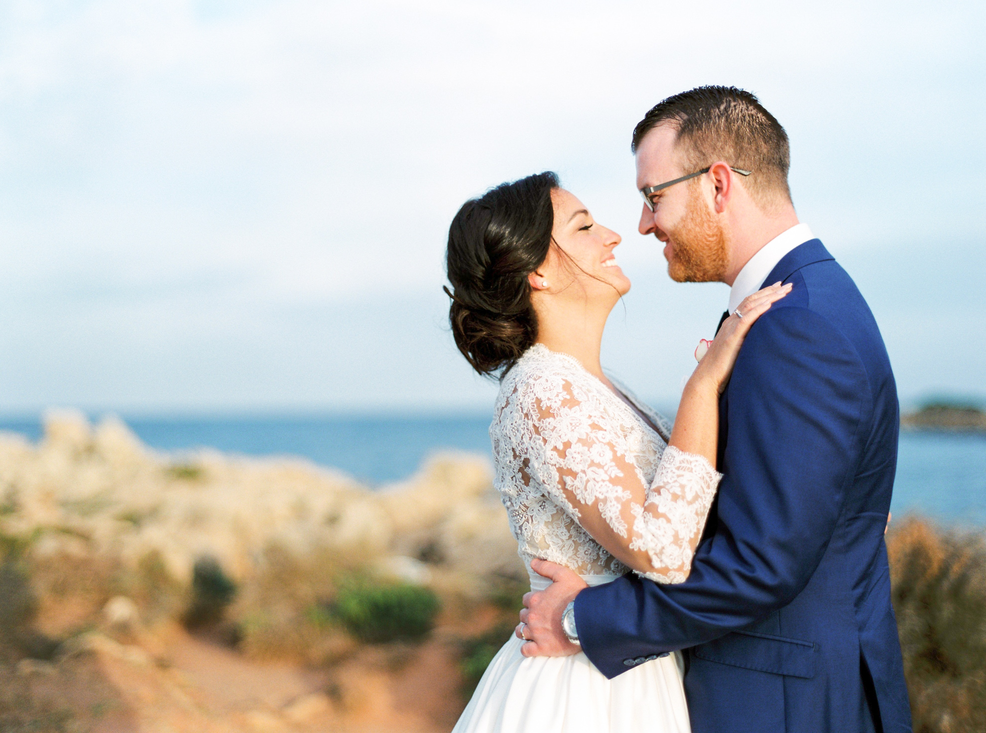 68 Romantic French Riviera Elopement at Cap Estel by Tony Gigov